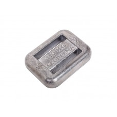 Lead weight Scorpena 1 kg